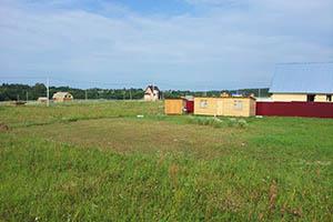 Усадьба Коровино - строящиеся коттеджные поселки подмосковья